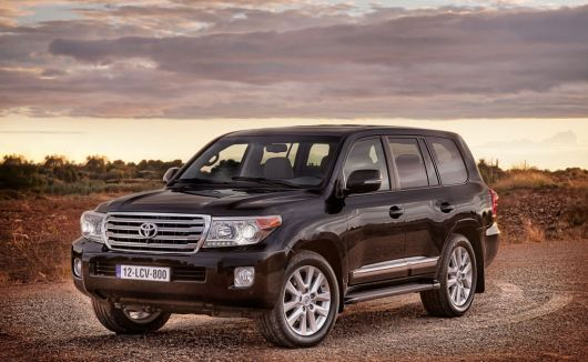 toyota land cruiser 13