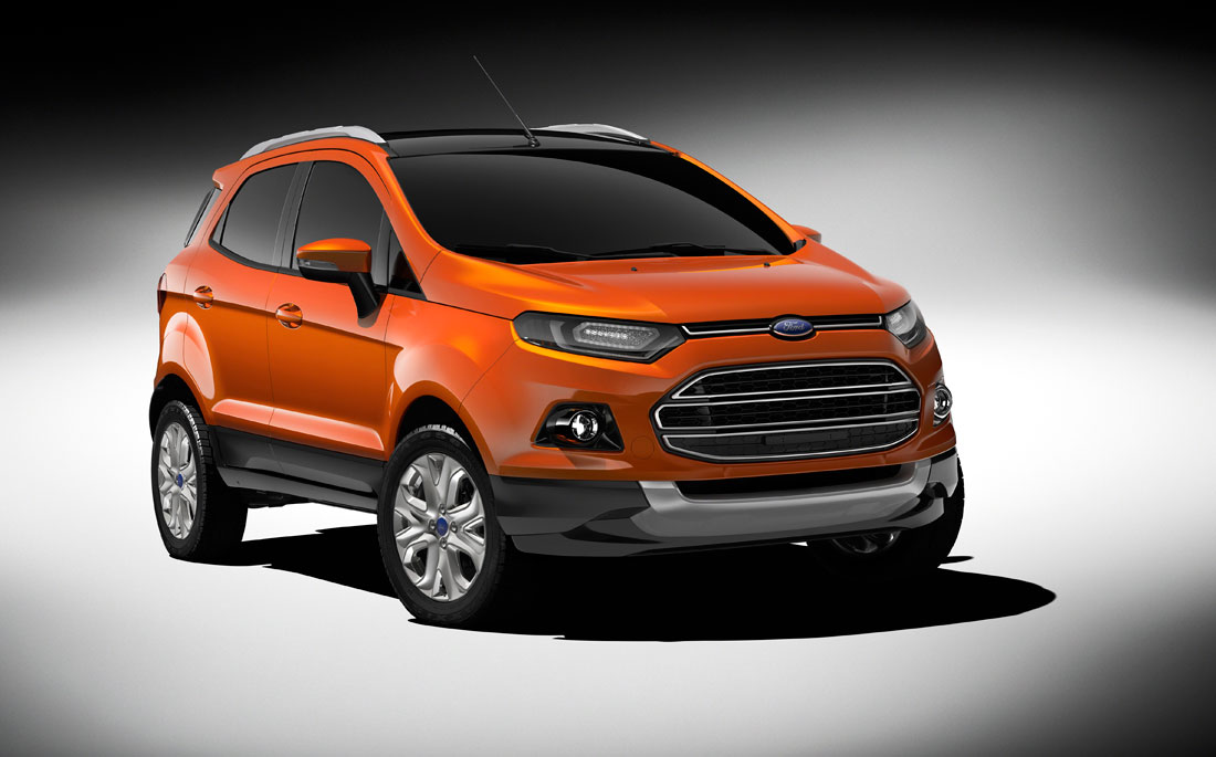 Ford Ecosport 2012 Cartype