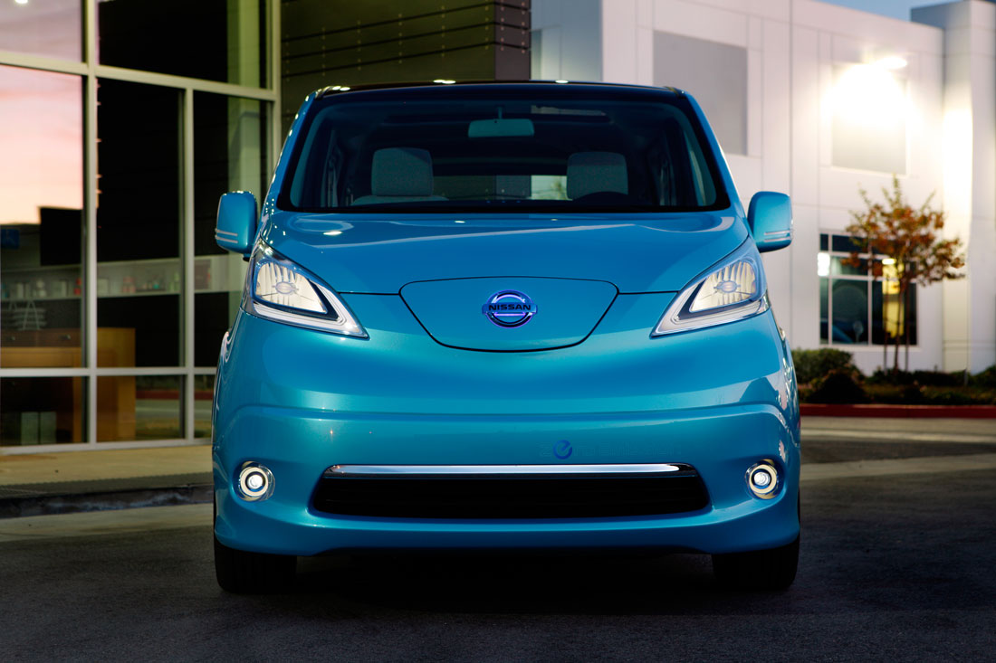 Auto Transport Quotes >> Nissan e-NV200 : 2012 | Cartype