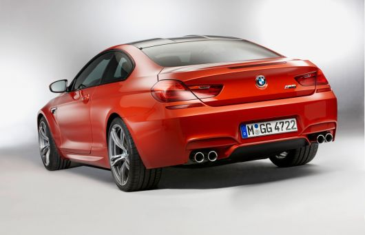 bmw m6 coupe 13 07