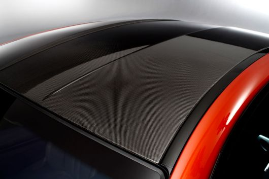 bmw m6 coupe carbon roof 13
