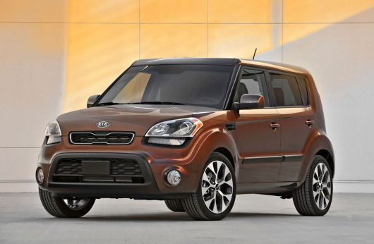 kia soul red rock special edition 1 12
