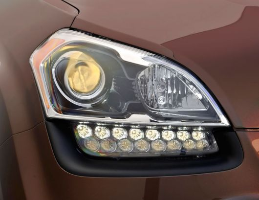 kia soul red rock special edition headlight 12