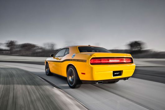 dodge challenger srt8 392 yellow jacket 12 02