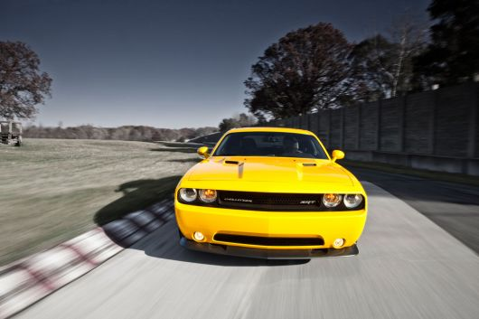dodge challenger srt8 392 yellow jacket 12 05
