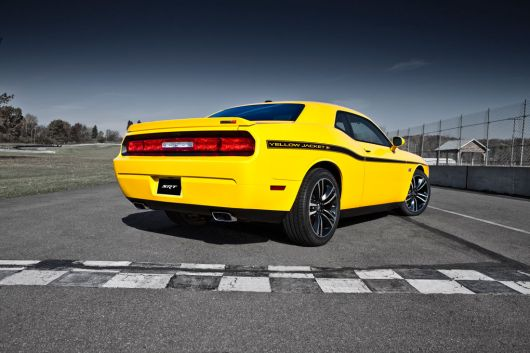 dodge challenger srt8 392 yellow jacket 12 06