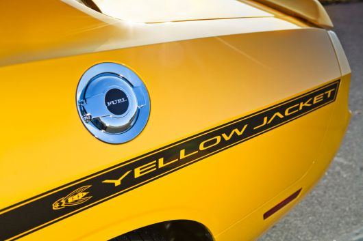 dodge challenger srt8 392 yellow jacket 12 08