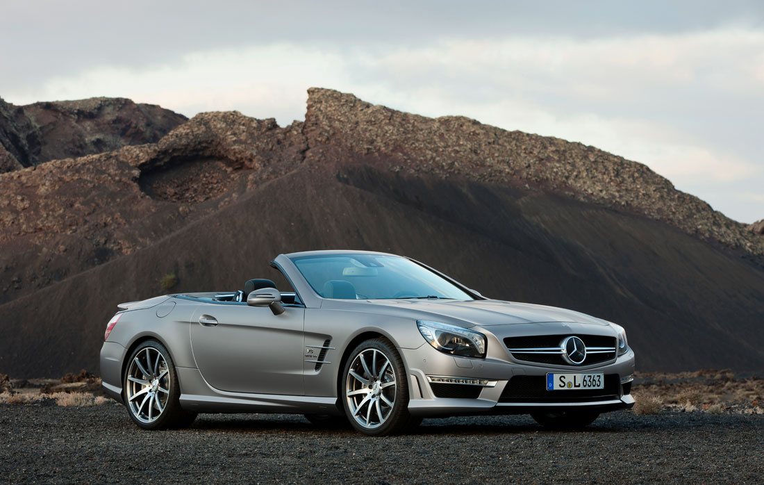 mercedes benz sl 63 amg roadster 2013 cartype. Black Bedroom Furniture Sets. Home Design Ideas
