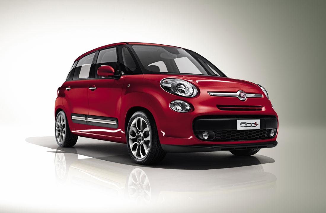 fiat 500l 2013 cartype. Black Bedroom Furniture Sets. Home Design Ideas
