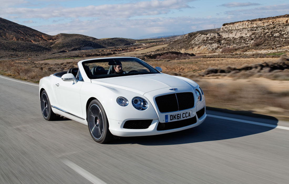 Exceptional Bentley Continental Gtc V8 Conv 4 12
