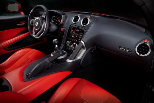 dodge viper srt coupe in15 13