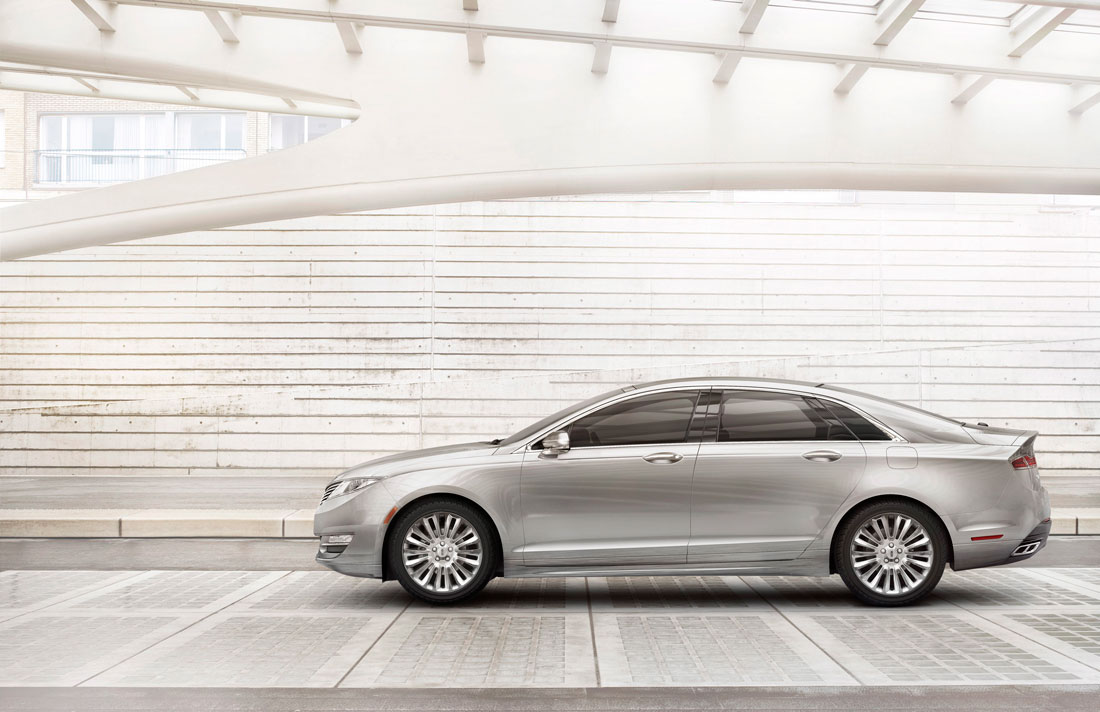 lincoln cars test full trend motor mkz motion side line first in