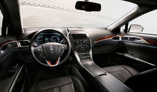 lincoln mkz in 2013 01