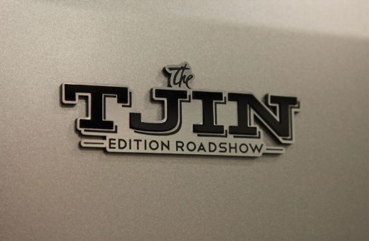 honda civic si tjin edition sedan emblem 12