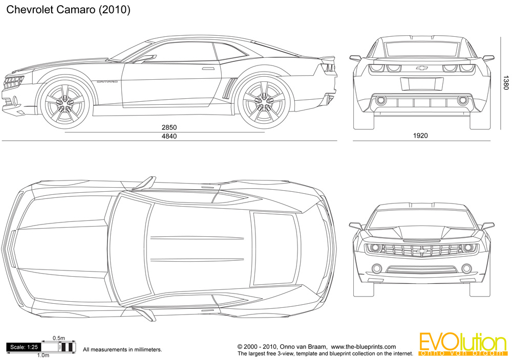 automotive blueprints