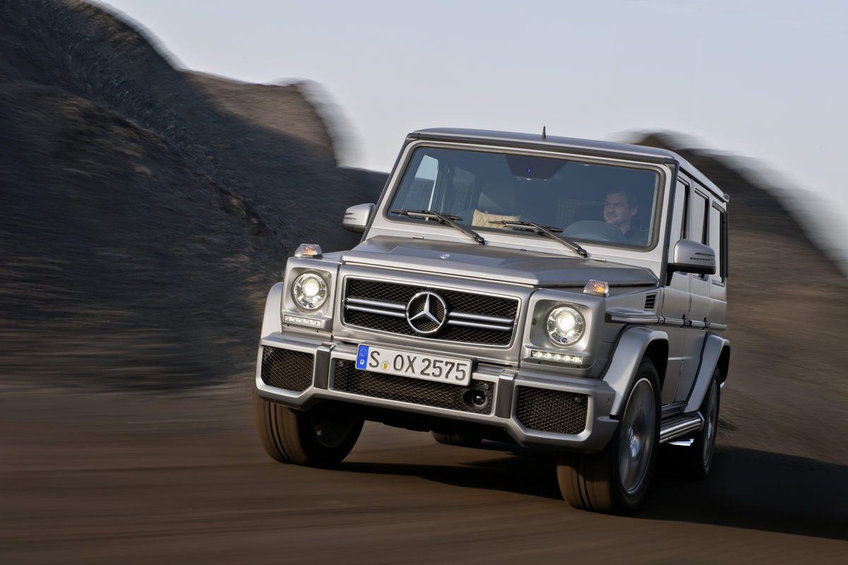 Mercedes benz g63 amg 2013 cartype for Mercedes benz g 63