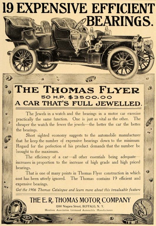 er thomas flyer ad 06