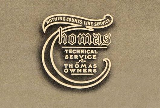 er thomas technical service logo