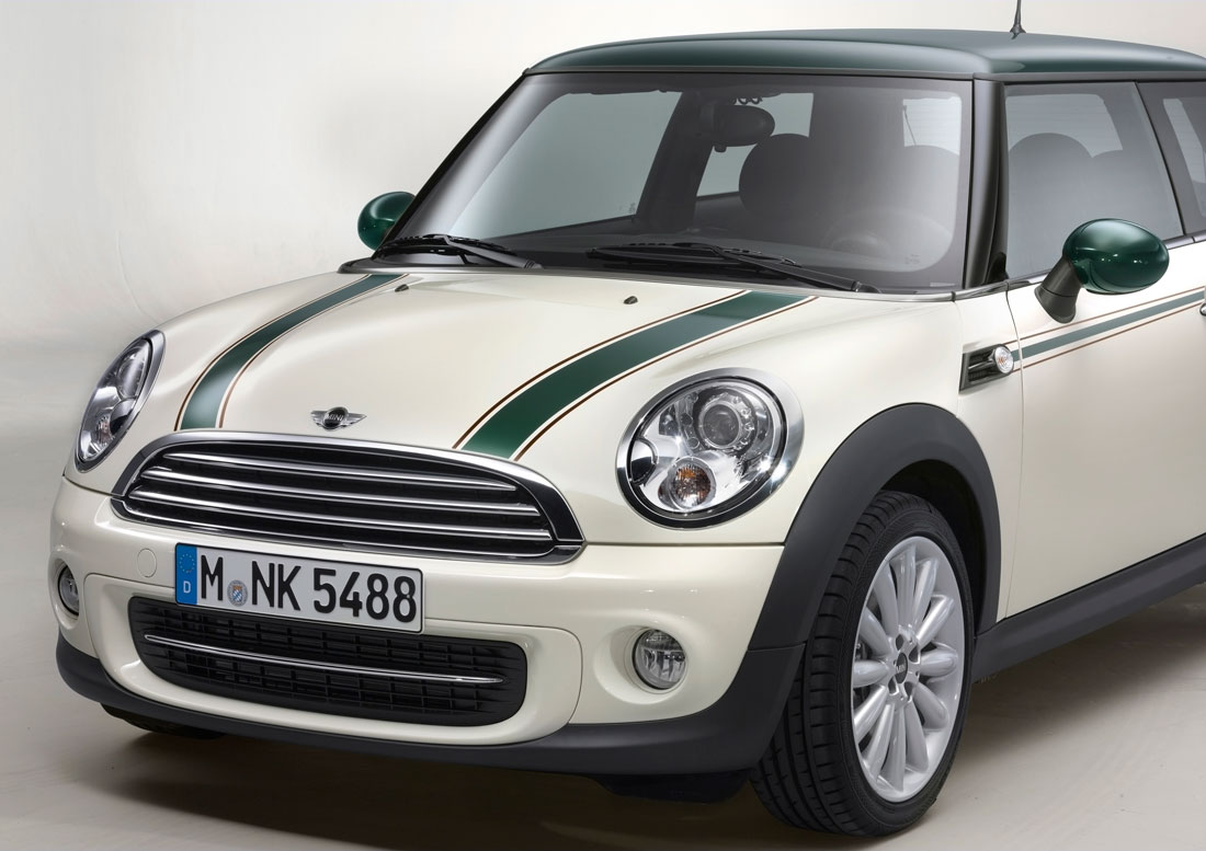 Mini Cooper Green Park 2012 Cartype