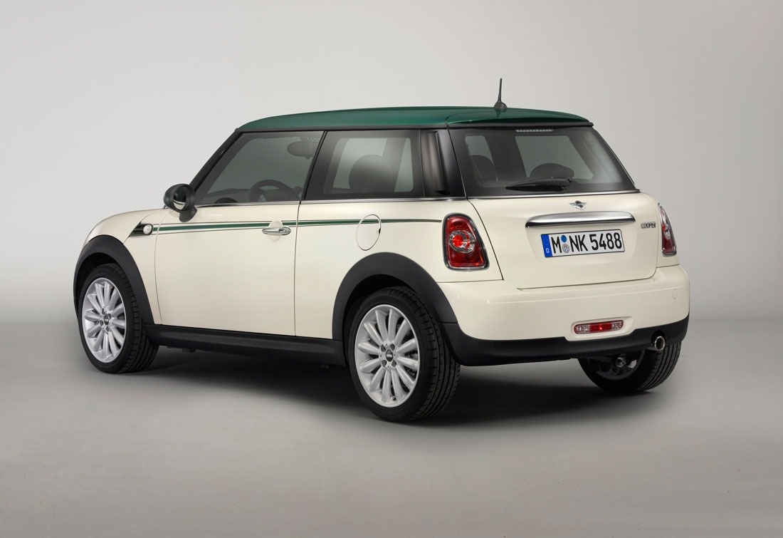 Mini Cooper Transmission >> Mini Cooper Green Park : 2012 | Cartype