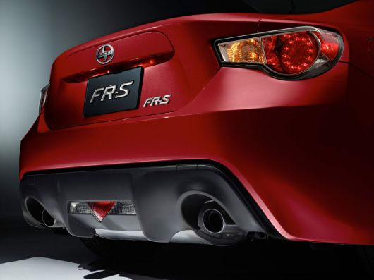 scion fr s sports coupe 13 05