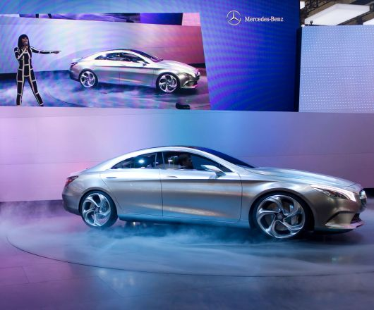 mercedes benz concept style coupe 1 12