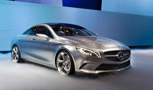 mercedes benz concept style coupe 2 12