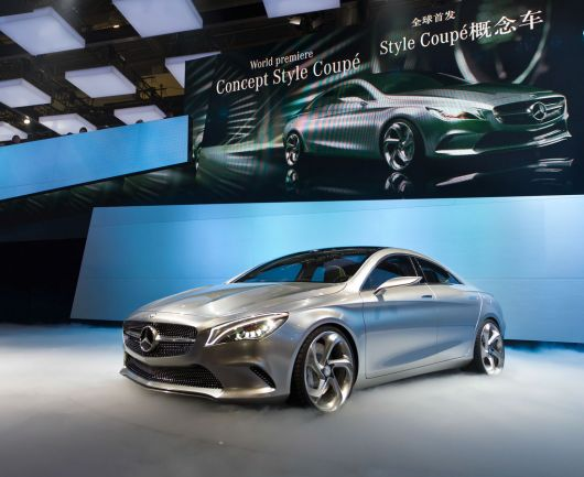 mercedes benz concept style coupe 3 12