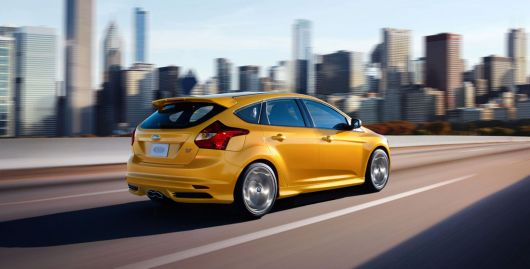 ford focus st 13 04