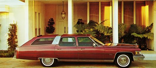 cadillac castilian fleetwood estate wagon by traditional 76