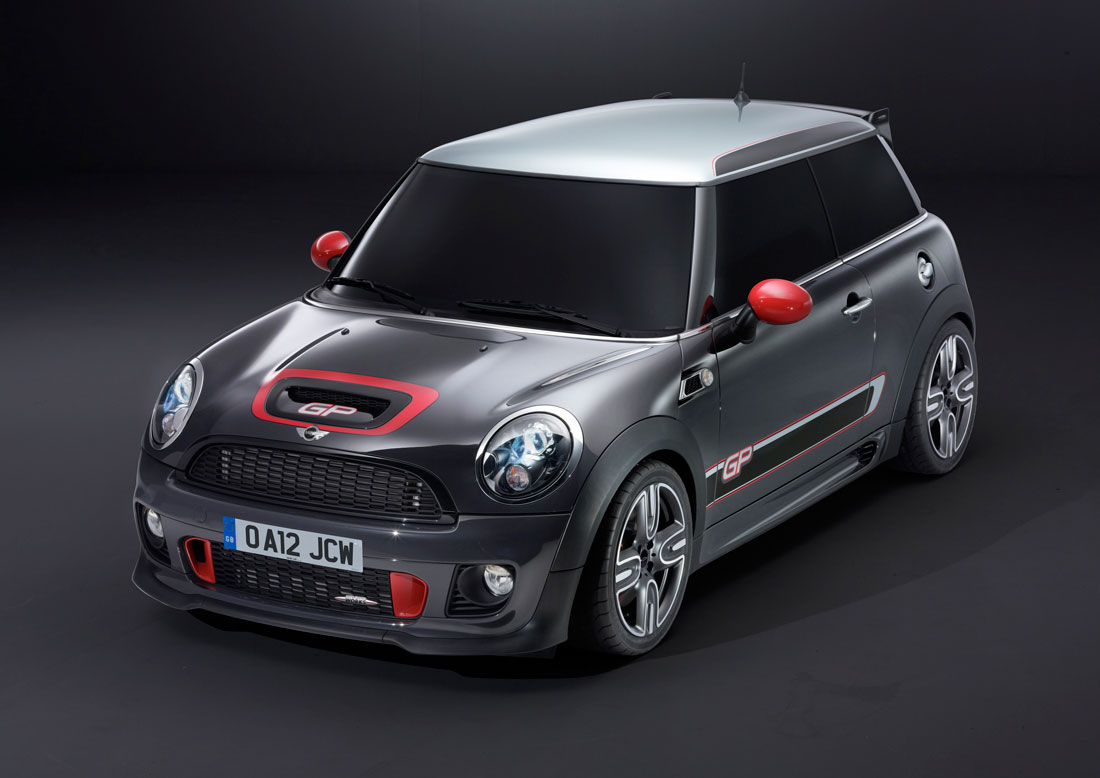 mini john cooper works gp 2012 cartype. Black Bedroom Furniture Sets. Home Design Ideas