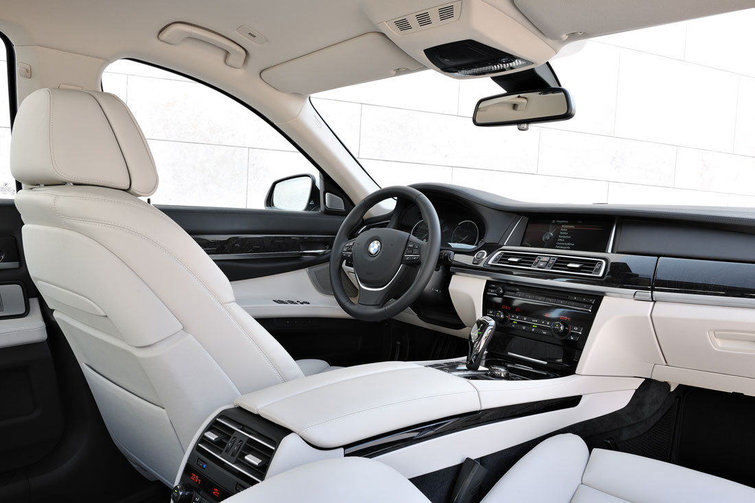 2013 BMW 750li Interior Bmw In 13 02