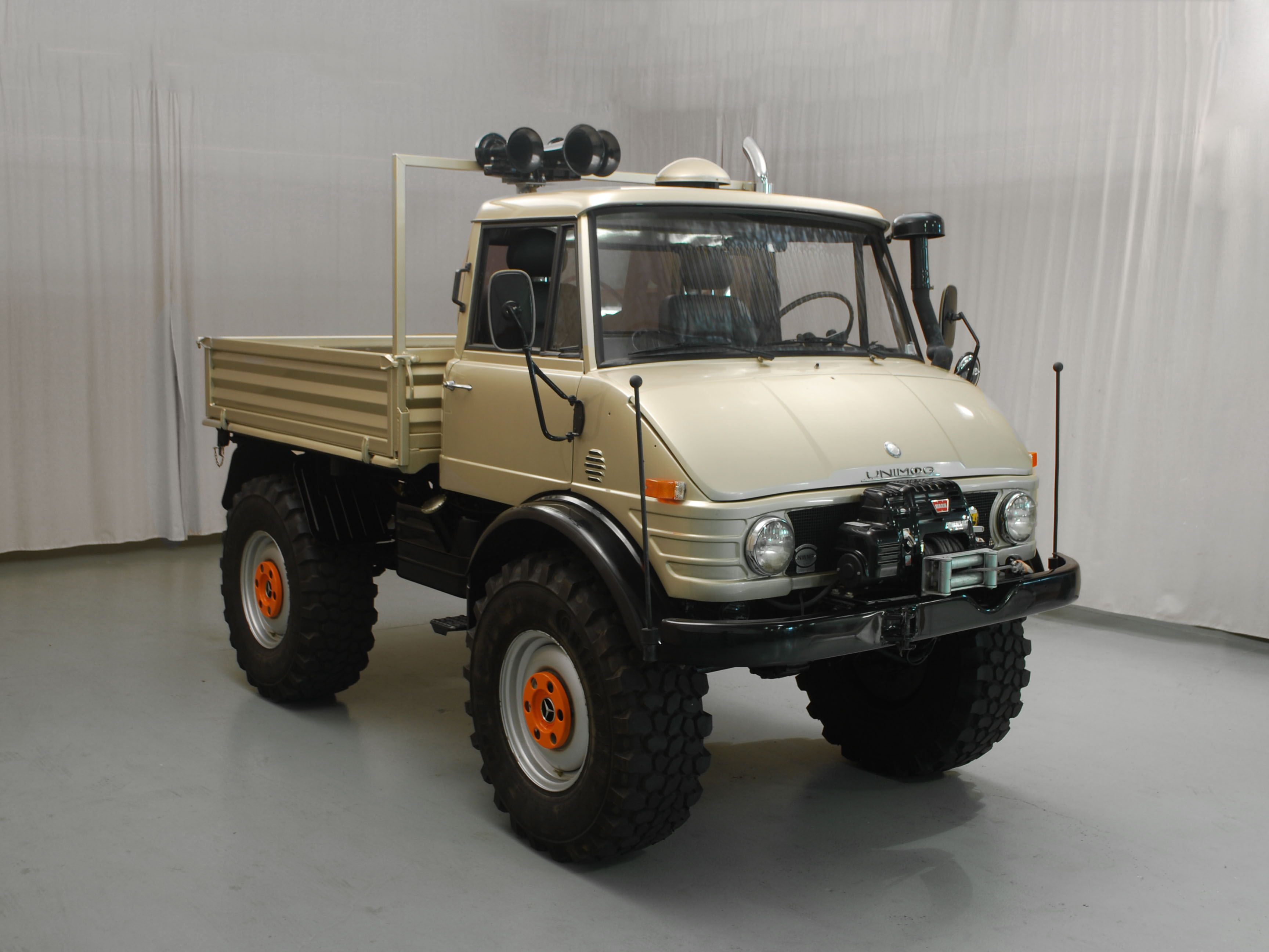 Mercedes unimog for sale usa autos post for Mercedes benz unimog for sale usa