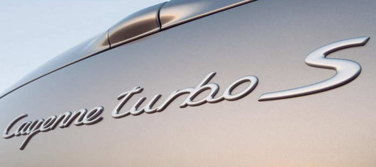 Porsche Turbo Badge