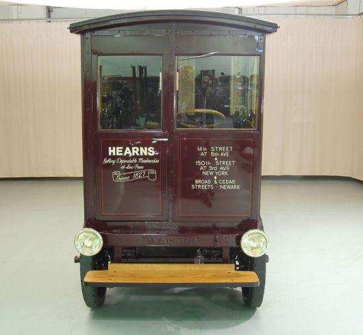 walker electric van 3 09