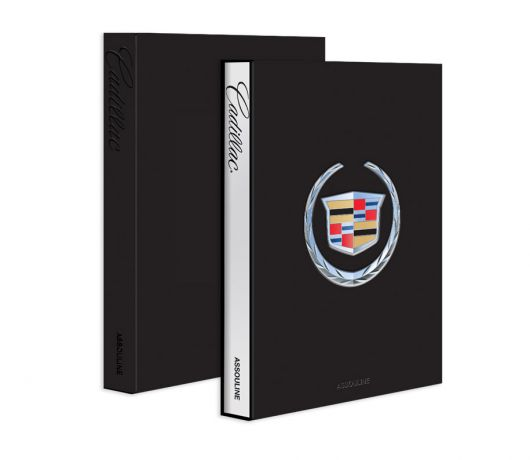 cadillac 110year book