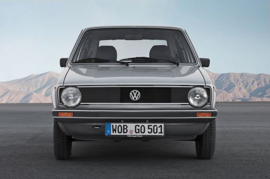 vw golf gen1
