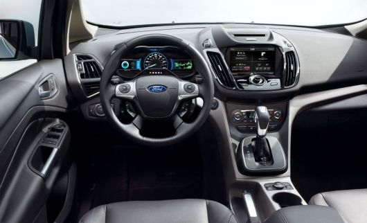 ford c max hybrid in 13 02