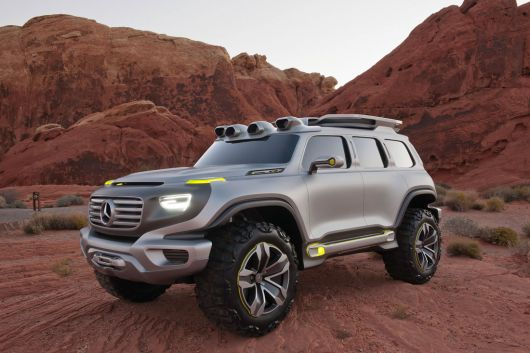 mercedes benz ener g force 12 03