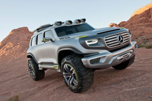 mercedes benz ener g force 12 05