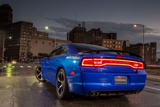 dodge charger daytona  13 03