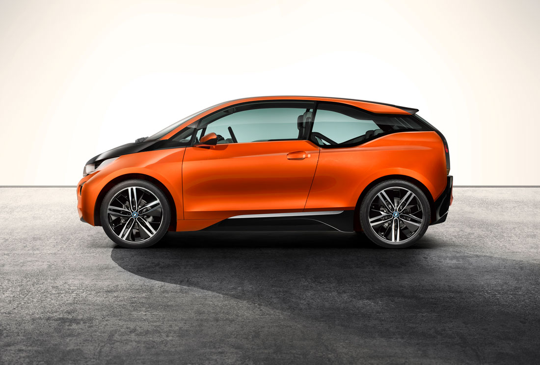 BMW i3 Concept Coupe : 2012 | Cartype