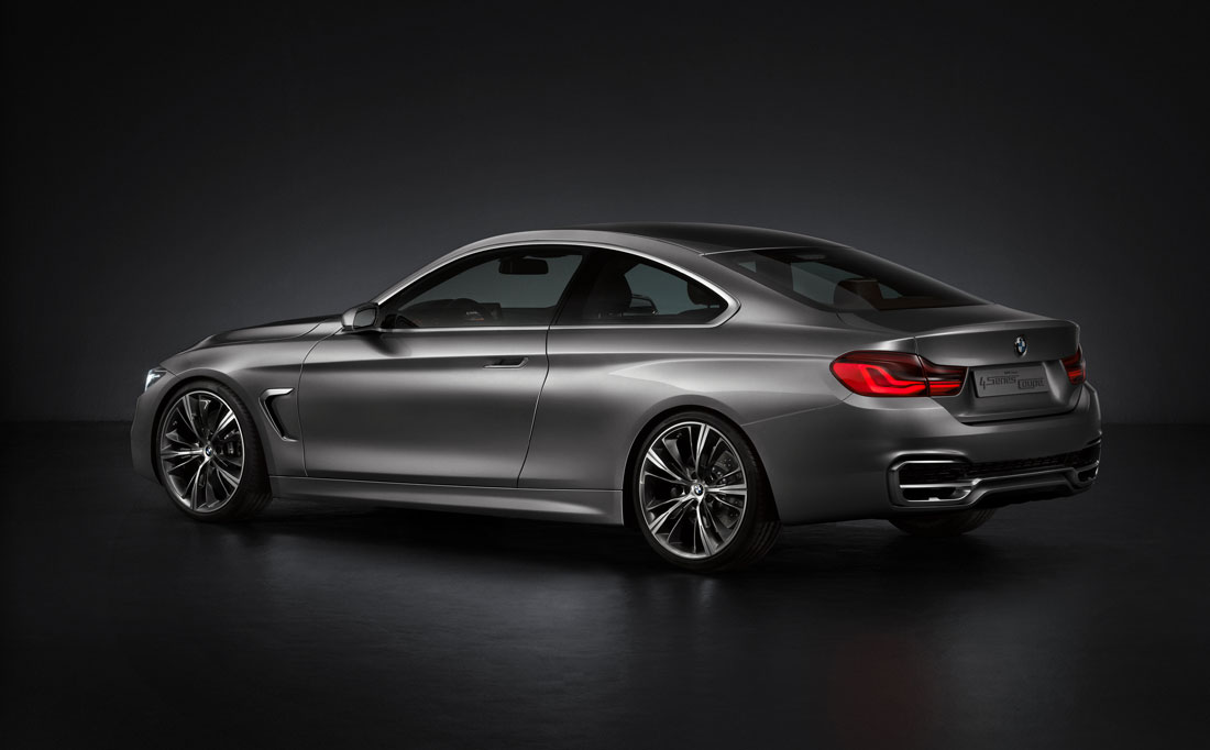 Bmw Concept 4 Series Coupe 2017 Cartype