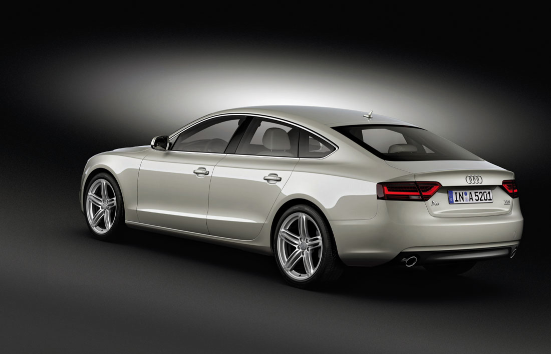 audi a5 sportback 2013 cartype. Black Bedroom Furniture Sets. Home Design Ideas