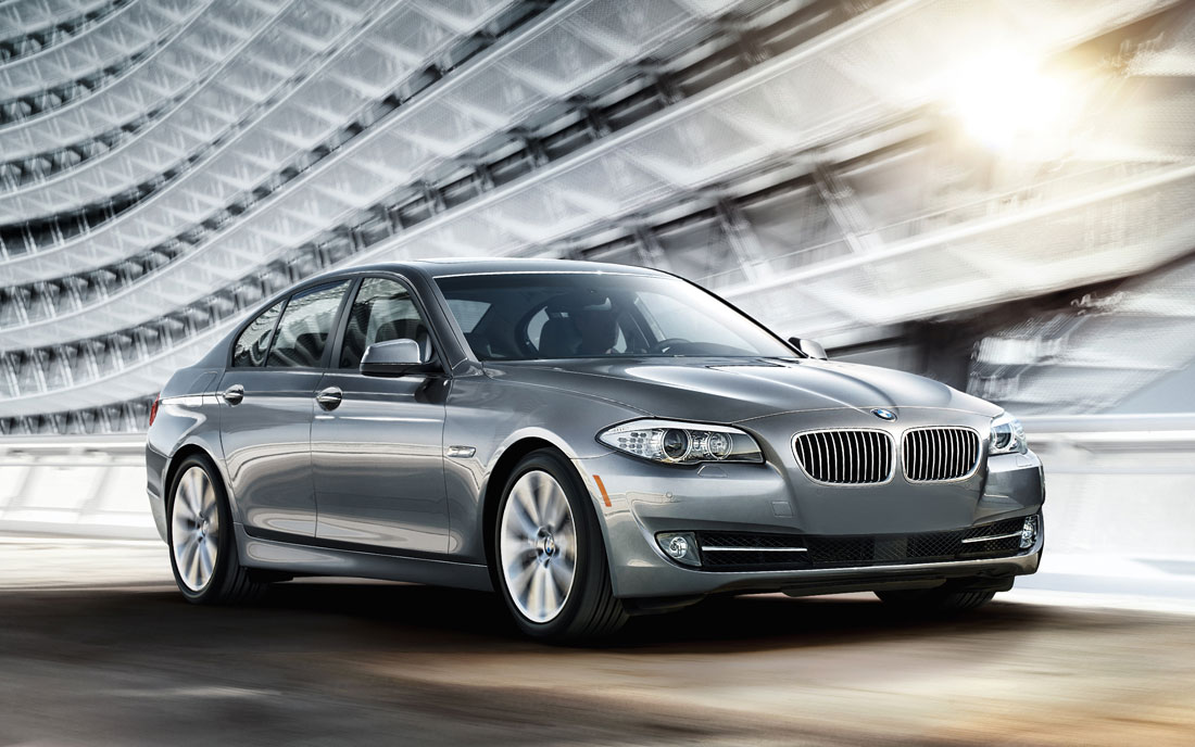 BMW 550i xDrive Sedan : 2013 | Cartype