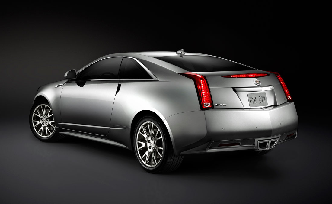 Cadillac Cts Coupe 2013 Cartype