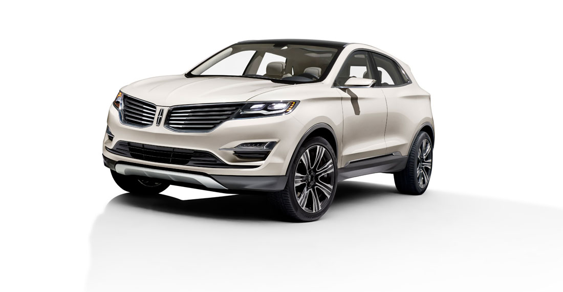 Lincoln Mkc 2013 Cartype