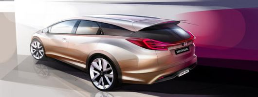honda civic wagon concept 1 13