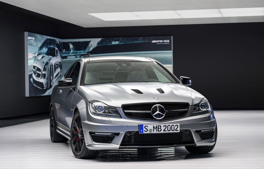 Mercedes benz c63 amg edition 507 coupe 2013 cartype for Mercedes benz c63 amg convertible