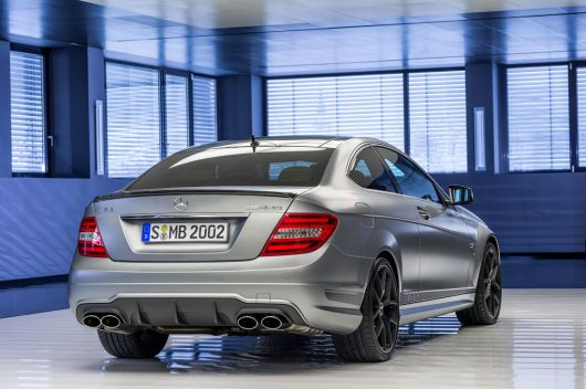 mercedes benz c63 amg edition 507 coupe 13 02